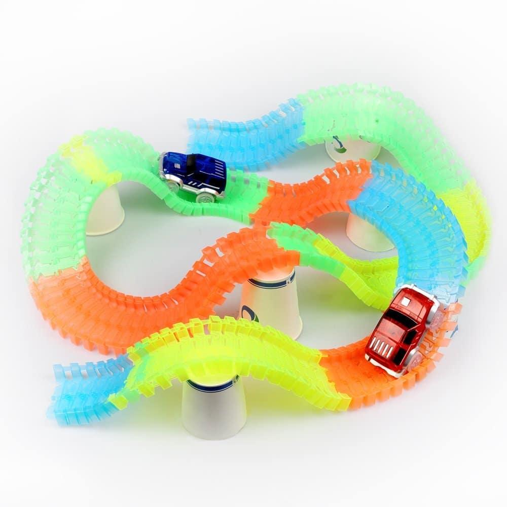 circuit voiture souple pour enfant