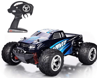 Test buggy radiocommandé MaxTronic RC