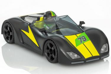 Test voiture radiocommandée Playmobil 9089