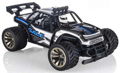 Test voiture télécommandée tout-terrain KooWheel RC