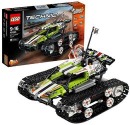 test bolide sur chenilles télécommandé Lego Technic 42065